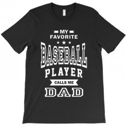 Men's Baseball Dad T-Shirt | Artistshot