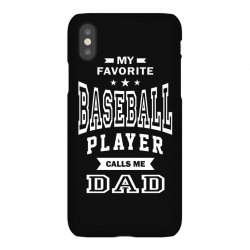 Men's Baseball Dad iPhoneX Case | Artistshot
