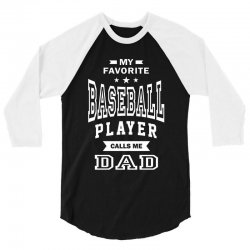 Men's Baseball Dad 3/4 Sleeve Shirt | Artistshot