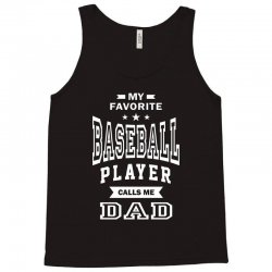 Men's Baseball Dad Tank Top | Artistshot