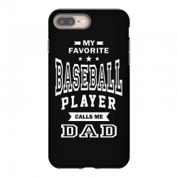 Men's Baseball Dad iPhone 8 Plus Case | Artistshot