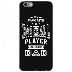 Men's Baseball Dad iPhone 6/6s Case | Artistshot