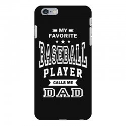 Men's Baseball Dad iPhone 6 Plus/6s Plus Case | Artistshot