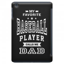 Men's Baseball Dad iPad Mini Case | Artistshot