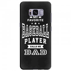 Men's Baseball Dad Samsung Galaxy S8 Plus Case | Artistshot