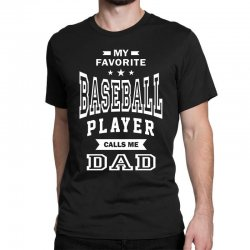 Men's Baseball Dad Classic T-shirt | Artistshot