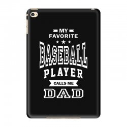 Men's Baseball Dad iPad Mini 4 Case | Artistshot
