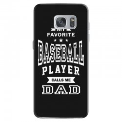 Men's Baseball Dad Samsung Galaxy S7 Case | Artistshot