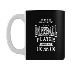 Men's Baseball Dad Mug | Artistshot