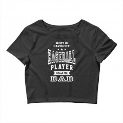 Men's Baseball Dad Crop Top | Artistshot