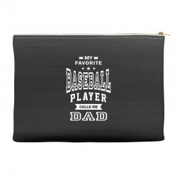 Men's Baseball Dad Accessory Pouches | Artistshot