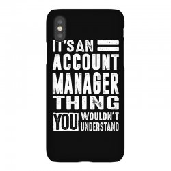 Account Manager Thing iPhoneX Case | Artistshot