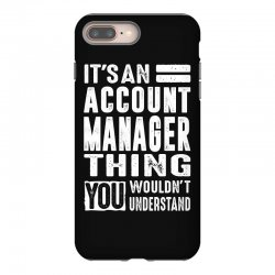 Account Manager Thing iPhone 8 Plus Case | Artistshot