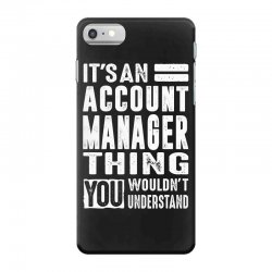 Account Manager Thing iPhone 7 Case | Artistshot