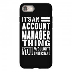Account Manager Thing iPhone 8 Case | Artistshot