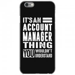 Account Manager Thing iPhone 6/6s Case | Artistshot