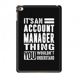 Account Manager Thing iPad Mini 4 Case | Artistshot