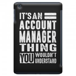 Account Manager Thing iPad Mini Case | Artistshot