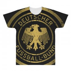 deutscher fussball bund All Over Men's T-shirt | Artistshot