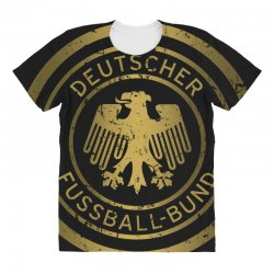 deutscher fussball bund All Over Women's T-shirt | Artistshot
