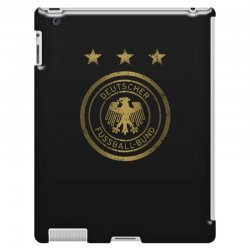 deutscher fussball bund iPad 3 and 4 Case | Artistshot