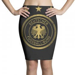 deutscher fussball bund Pencil Skirts | Artistshot