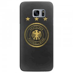 deutscher fussball bund Samsung Galaxy S7 Edge Case | Artistshot