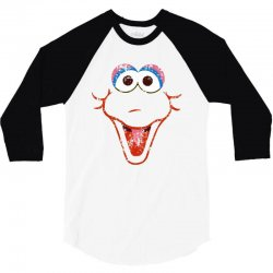 big bird face 3/4 Sleeve Shirt | Artistshot