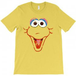 big bird face T-Shirt | Artistshot