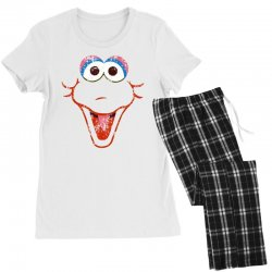 big bird face Women's Pajamas Set | Artistshot