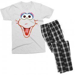 big bird face Men's T-shirt Pajama Set | Artistshot
