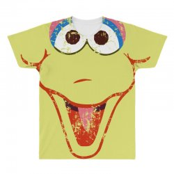 big bird face All Over Men's T-shirt | Artistshot