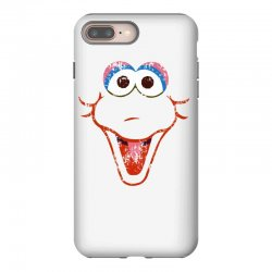 big bird face iPhone 8 Plus Case | Artistshot