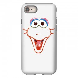 big bird face iPhone 8 Case | Artistshot