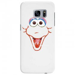big bird face Samsung Galaxy S7 Edge Case | Artistshot