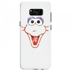 big bird face Samsung Galaxy S8 Case | Artistshot