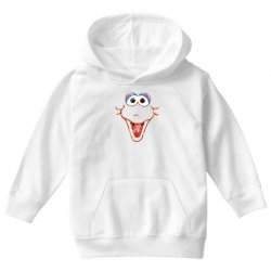 big bird face Youth Hoodie | Artistshot