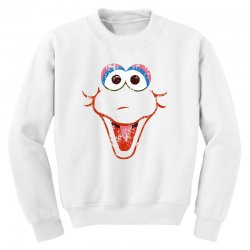 big bird face Youth Sweatshirt | Artistshot