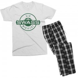 The sir mix a lot Men's T-shirt Pajama Set | Artistshot