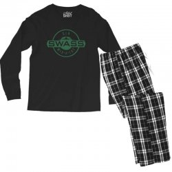 The sir mix a lot Men's Long Sleeve Pajama Set | Artistshot