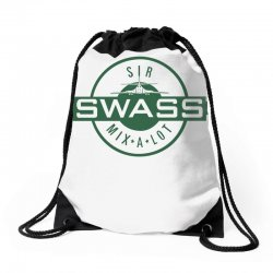 The sir mix a lot Drawstring Bags | Artistshot