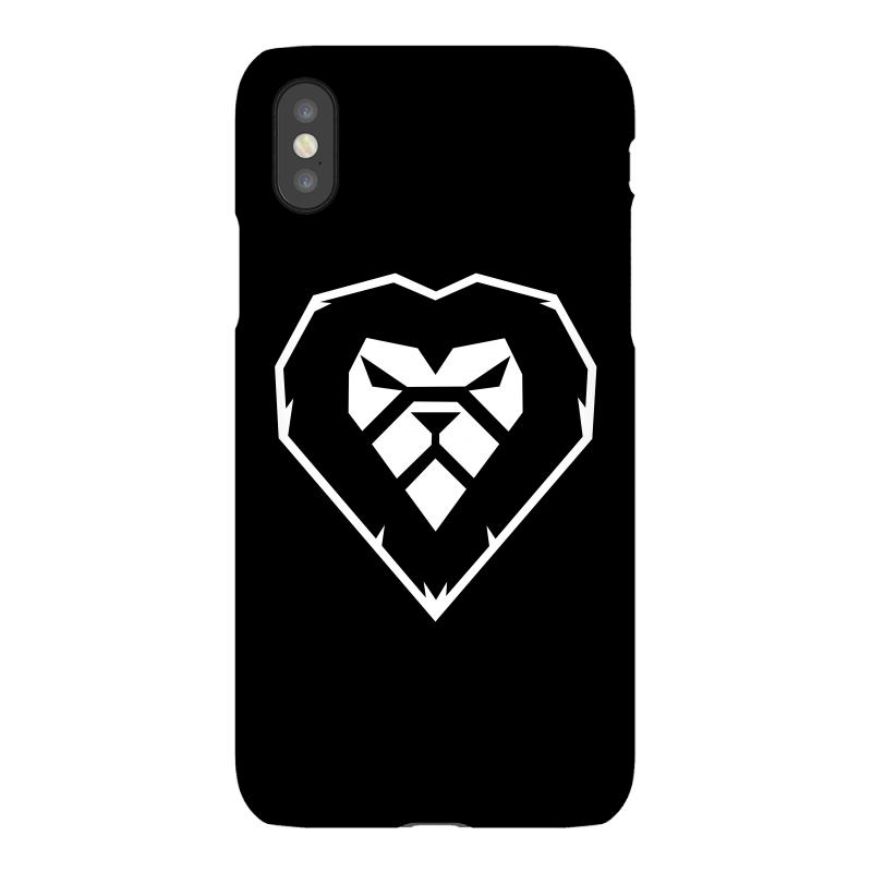 Heart A Lion Iphonex Case | Artistshot