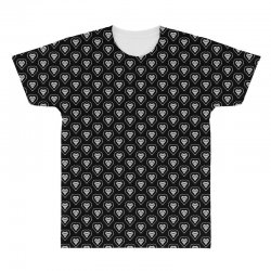 heart a lion All Over Men's T-shirt | Artistshot
