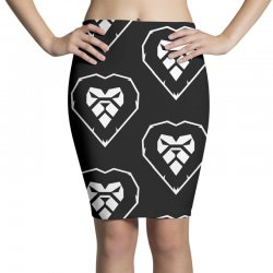 heart a lion Pencil Skirts | Artistshot