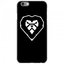 heart a lion iPhone 6/6s Case | Artistshot
