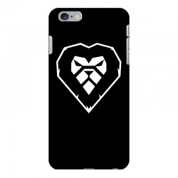 heart a lion iPhone 6 Plus/6s Plus Case | Artistshot