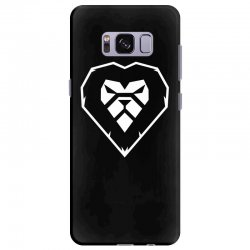 heart a lion Samsung Galaxy S8 Plus Case | Artistshot