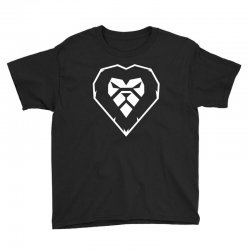 heart a lion Youth Tee | Artistshot