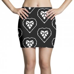 heart a lion Mini Skirts | Artistshot