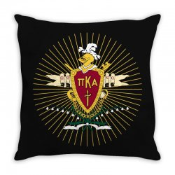 pi kappa Throw Pillow | Artistshot